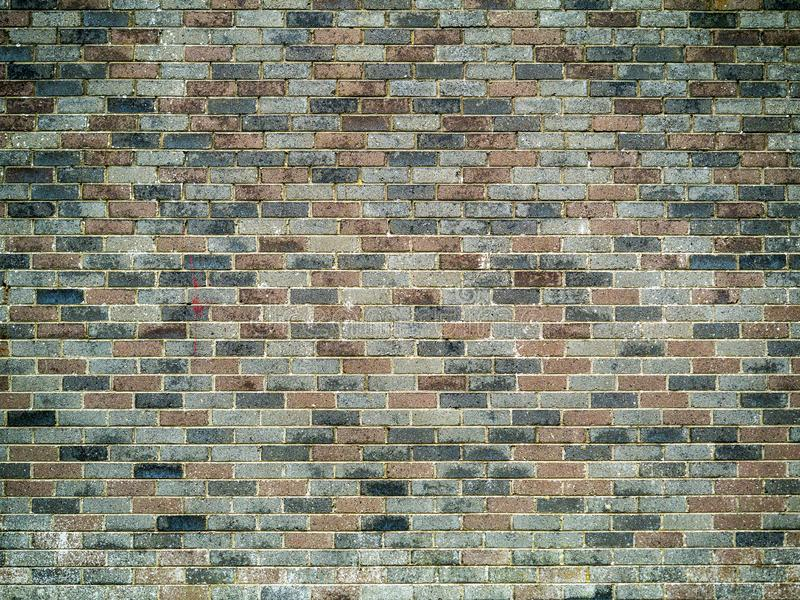 Fondo del extracto de la textura de la pared de ladrillo E foto de archivo libre de regalías