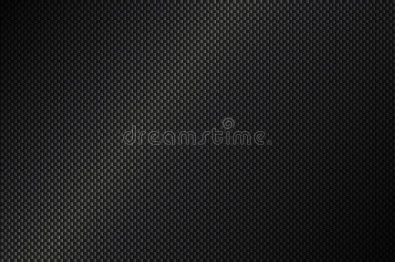 Fondo del extracto del negro de carbono, mirada metálica moderna libre illustration