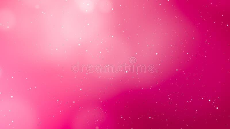 Fondo del extracto del rosa del d?a de tarjetas del d?a de San Valent?n foto de archivo libre de regalías