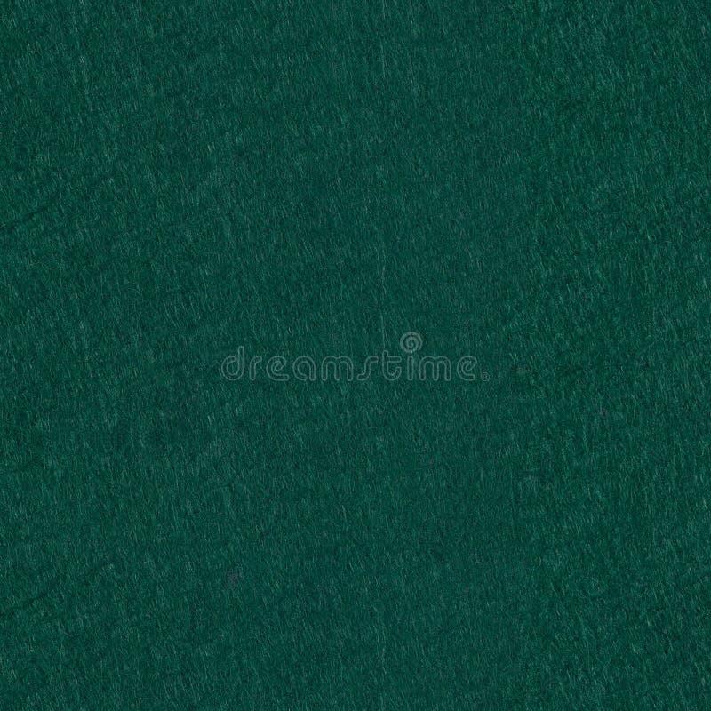 Fondo del feltro di verde Utile per la tavola della mazza o la superficie del biliardo Struttura quadrata senza cuciture, mattone immagini stock libere da diritti