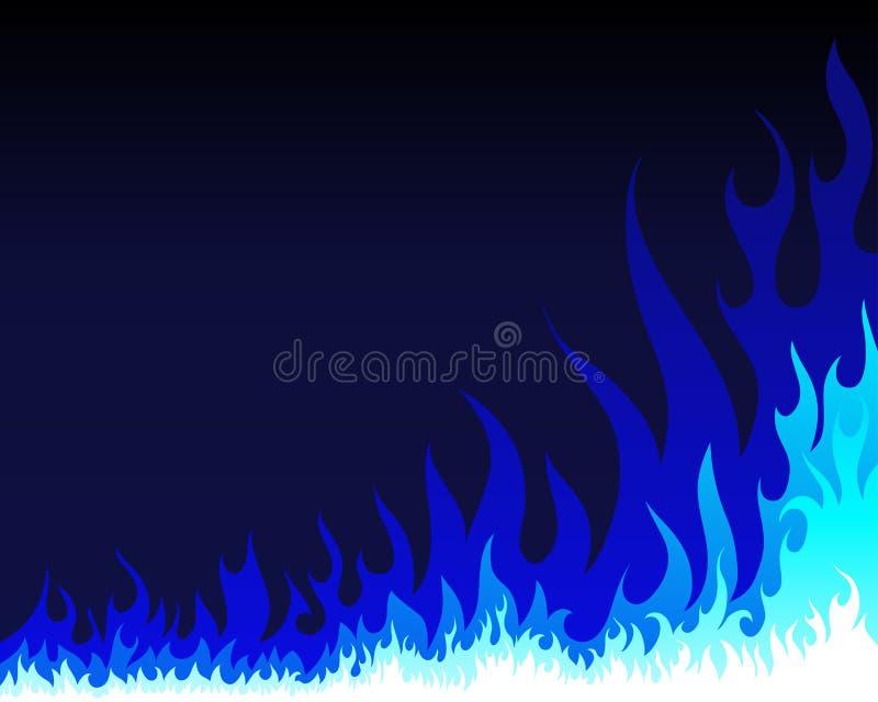 Fondo del fuego libre illustration