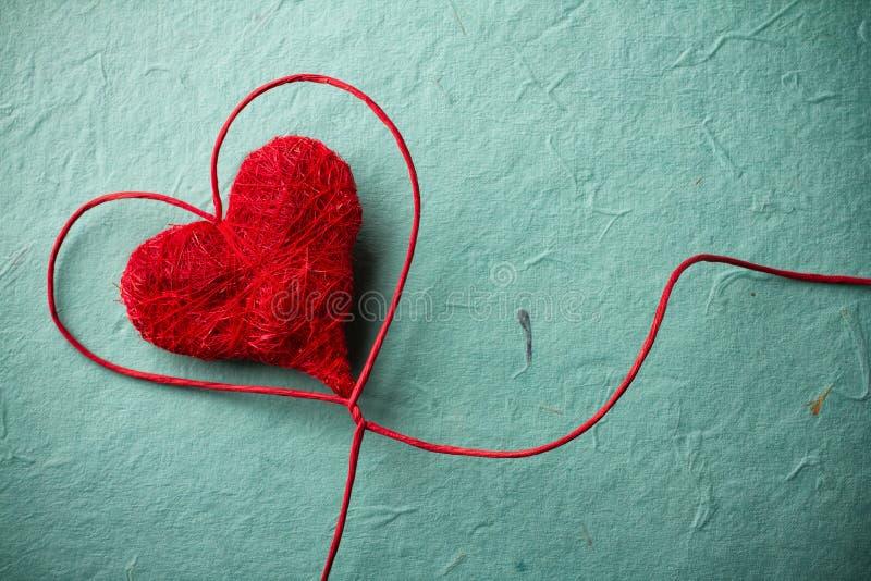 Fondo del giorno del biglietto di S. Valentino. immagini stock