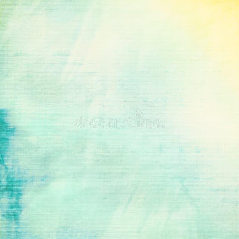 Fondo del Grunge en colores en colores pastel stock de ilustración