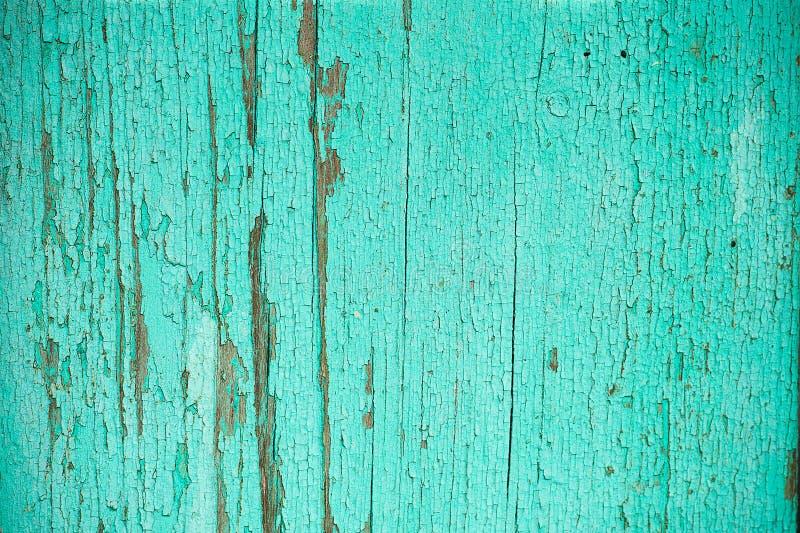 Fondo del Grunge Pintura de la peladura en un piso de madera viejo Fondo de madera del vintage Vieja textura de madera imagen de archivo