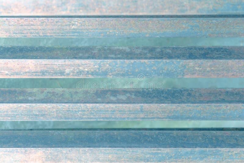 Fondo del Grunge, rayas de los tonos azules de acero, en colores pastel foto de archivo libre de regalías