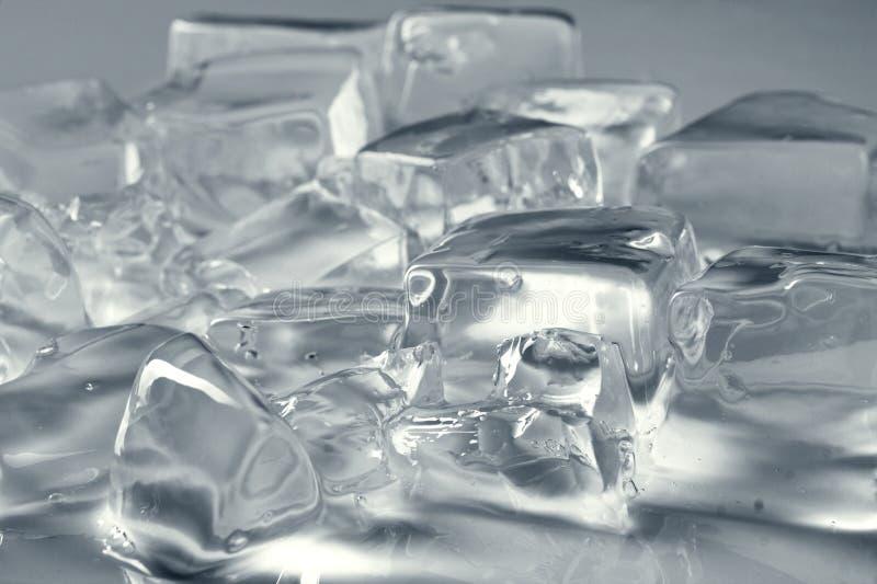 Fondo del hielo foto de archivo libre de regalías