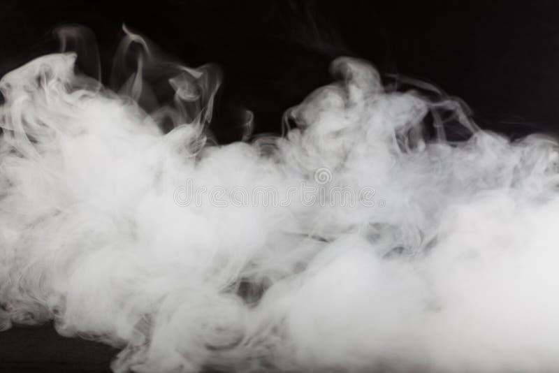 Fondo del humo gris abstracto del color foto de archivo libre de regalías