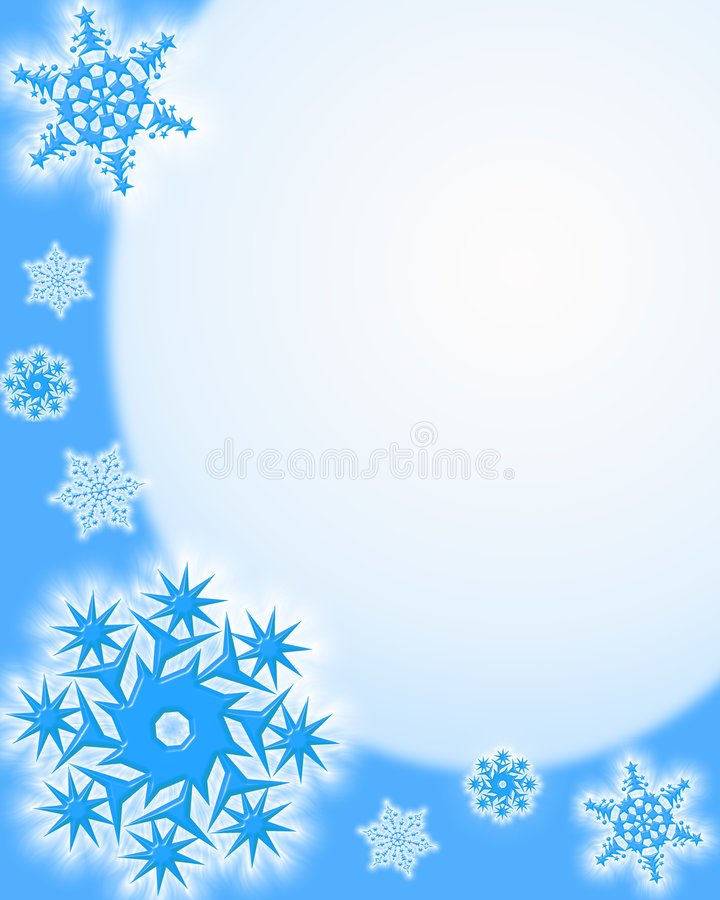 Fondo del invierno libre illustration