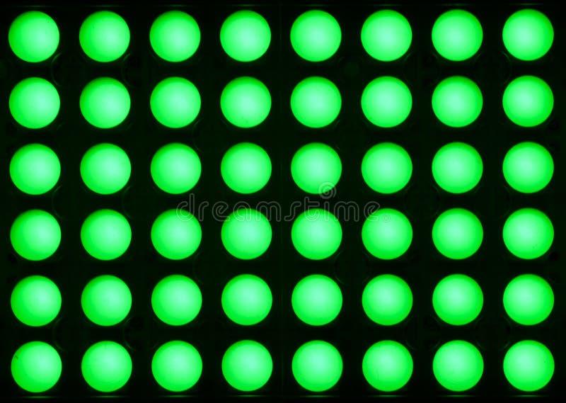 Fondo del LED fotos de archivo