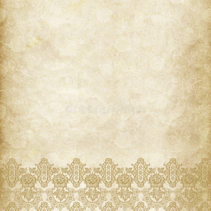 Fondo del libro de recuerdos de la vendimia