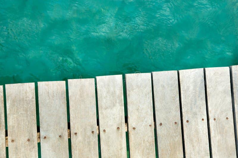 Download Fondo del mar y del muelle imagen de archivo. Imagen de sunlight - 42431335