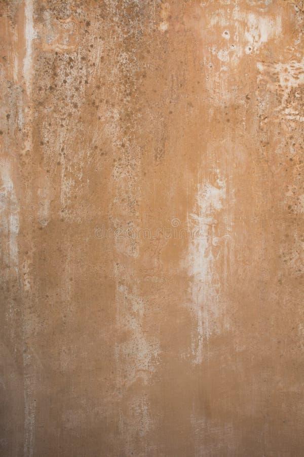 Fondo del marrón de la pared del Grunge Vieja textura abstracta con el espacio de la copia fotografía de archivo libre de regalías