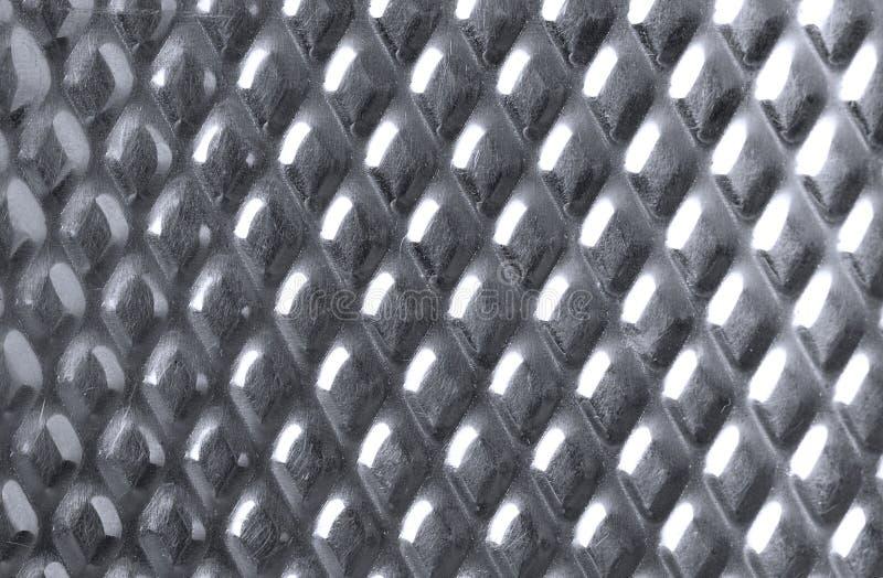 Fondo del metal imagen de archivo
