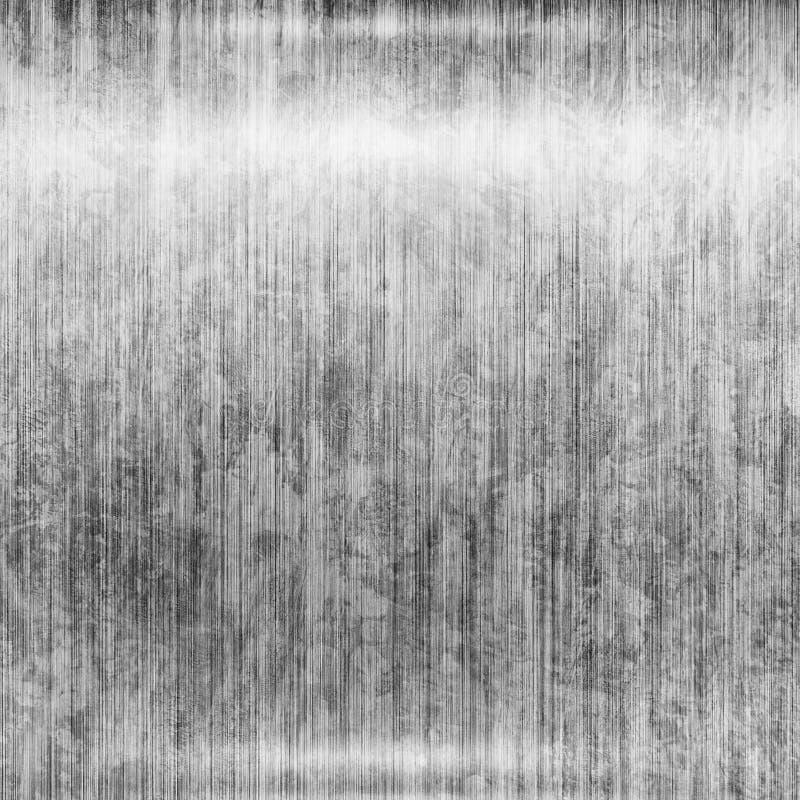 Fondo del metal de Grunge fotografía de archivo