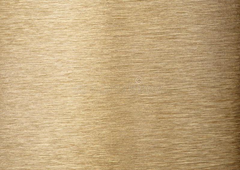 Fondo del metal del oro foto de archivo