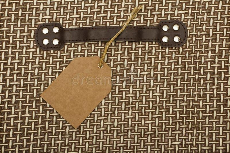 Fondo del modelo de la textura de la rota Modelo clásico del mimbre de madera de bambú tejido, una parte de textura de los mueble fotos de archivo libres de regalías