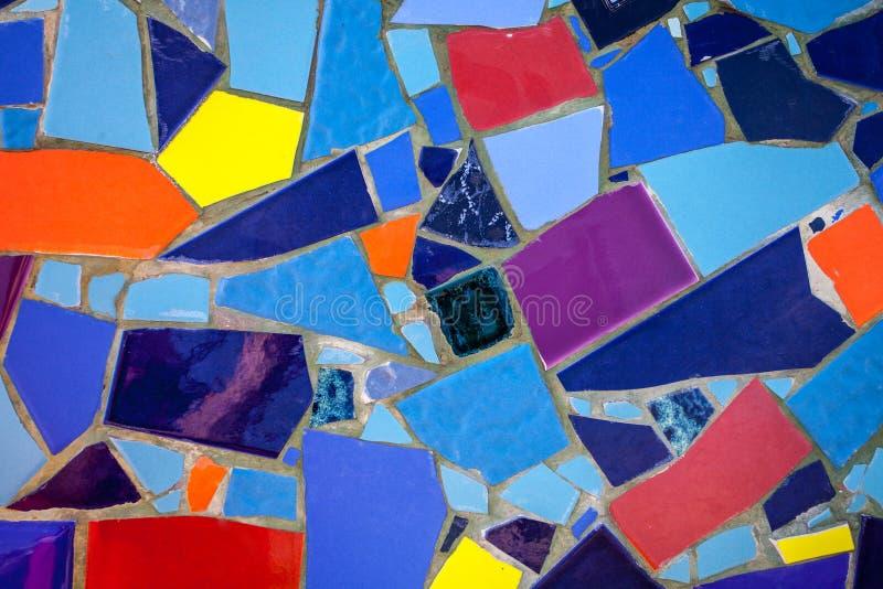 Fondo del mosaico fotografia stock libera da diritti