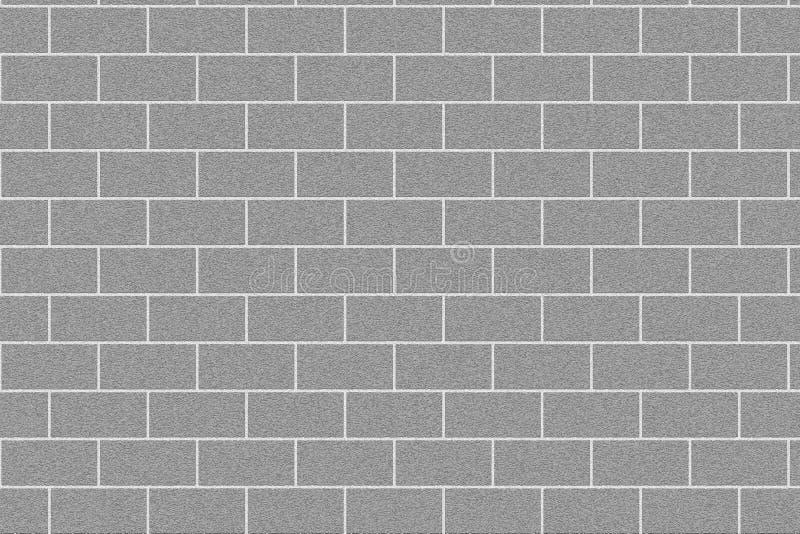 Fondo del muro de cemento stock de ilustración