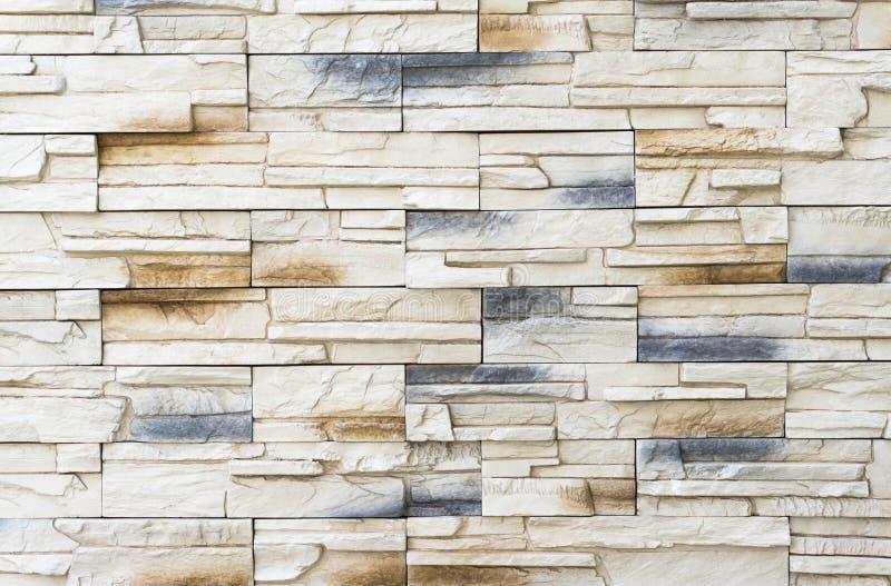 Fondo del muro di mattoni/vecchia struttura del muro di mattoni del modello della parete di mattoni o fondo marrone del muro di m fotografie stock