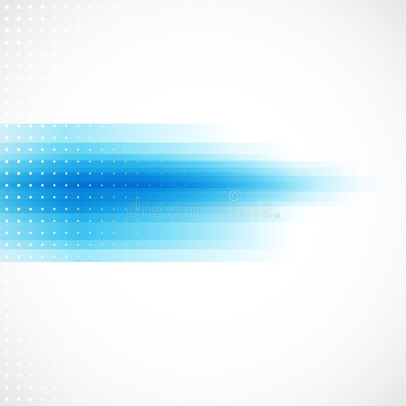 Fondo del negocio de la tecnología del vector folleto ilustración del vector