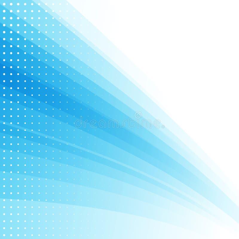 Fondo del negocio de la tecnología del vector folleto libre illustration