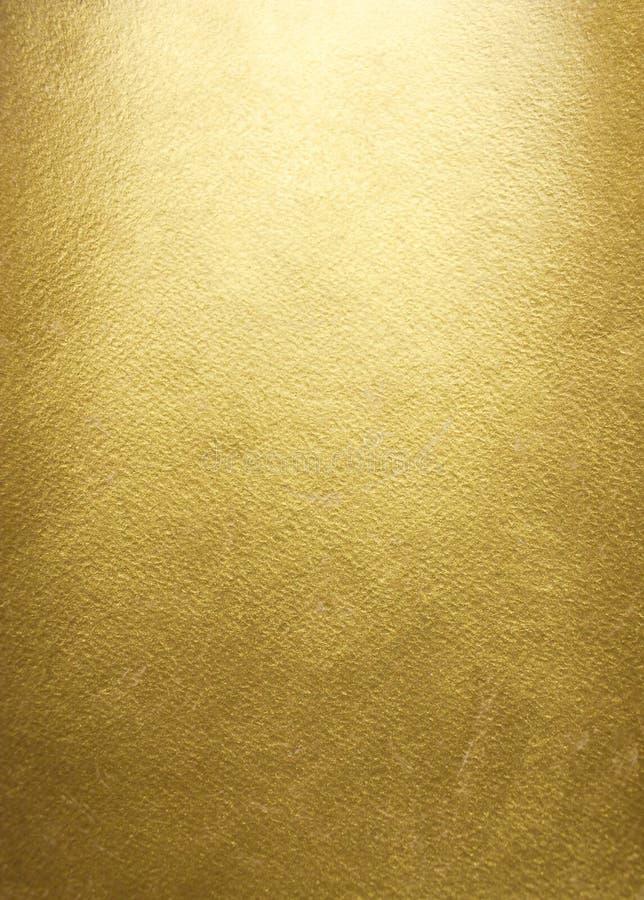 Fondo del oro, textura de oro fotos de archivo