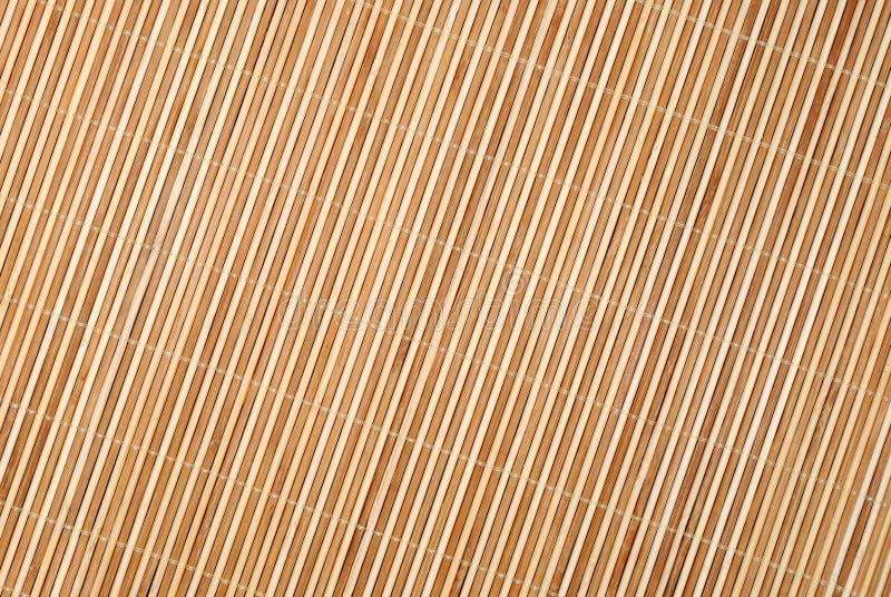 Fondo del paño de vector de bambú fotografía de archivo libre de regalías