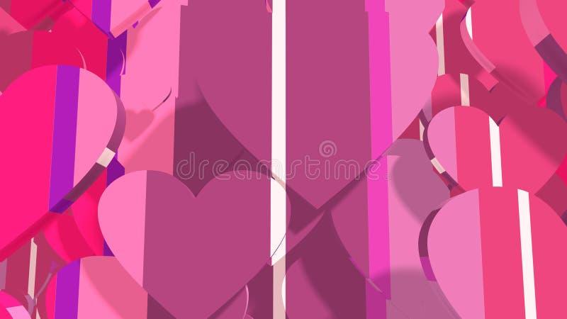 Download Fondo Del Pariente Del Tema Del Amor Stock de ilustración - Ilustración de fondo, ordenador: 64202862