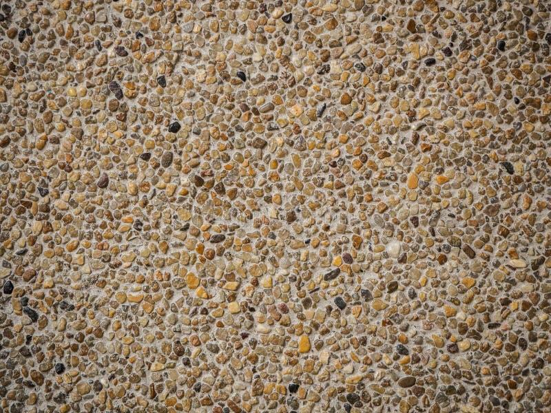fondo del pavimento della roccia fotografie stock libere da diritti
