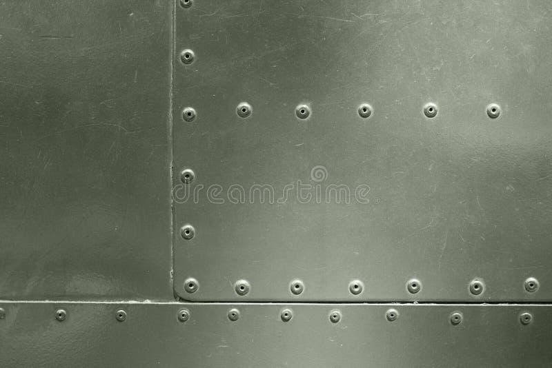 Fondo del piatto del ferro fotografie stock libere da diritti