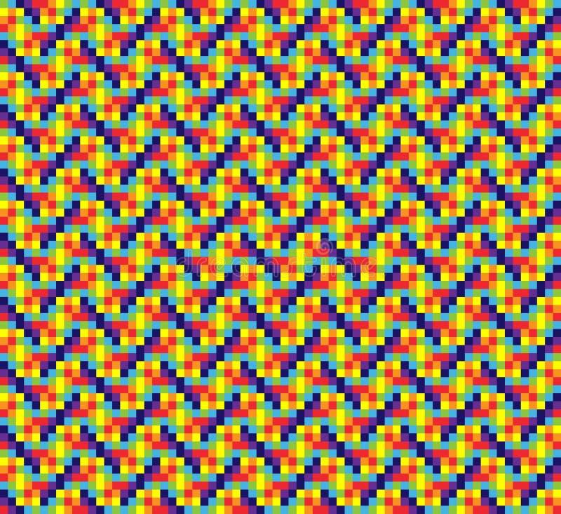 Fondo del pixel libre illustration