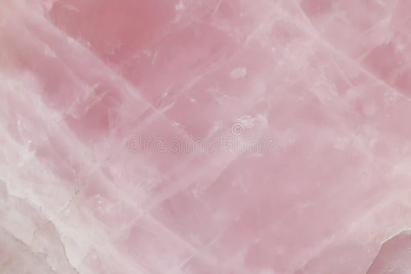 Fondo del rosa del cuarzo de Rose - fotos comunes fotografía de archivo