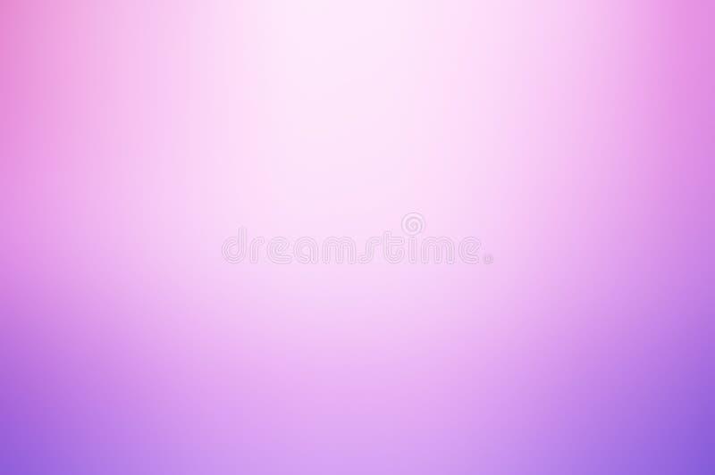 Fondo del rosa de la pendiente, púrpura y blanco del espacio fotografía de archivo libre de regalías