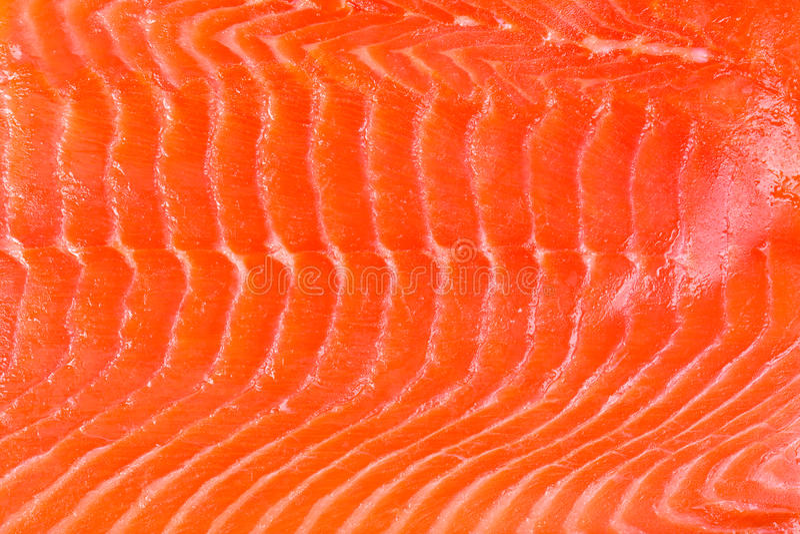 Fondo del salmone affumicato fotografia stock libera da diritti