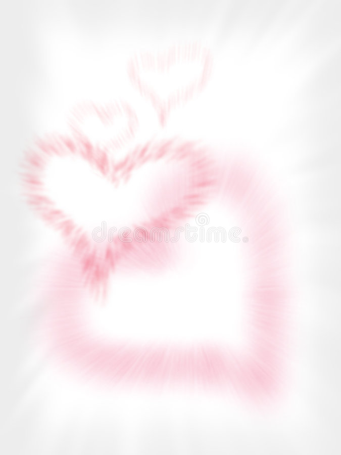 Fondo del saludo del amor foto de archivo