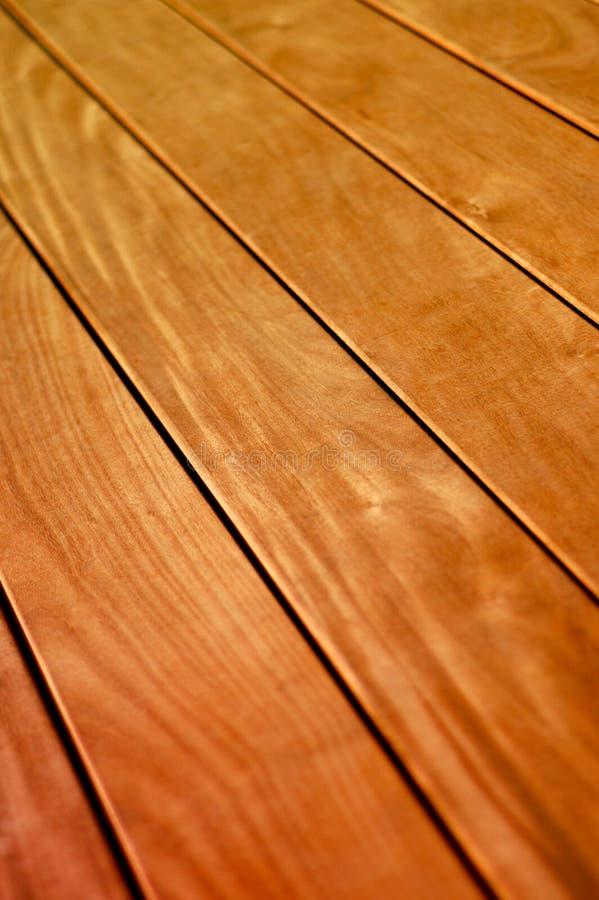 Fondo del suelo o de la cubierta de madera fotos de archivo libres de regalías