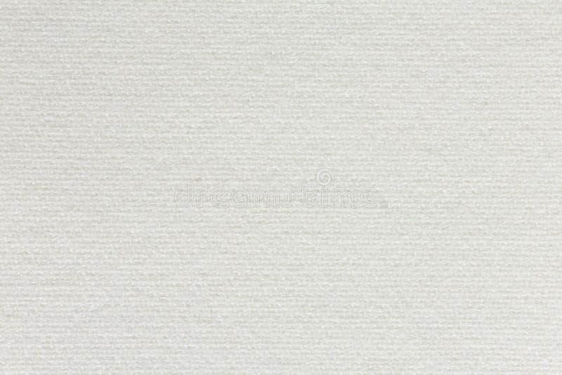 Fondo del tessuto di bianco di Snowy per gli stili differenti fotografia stock
