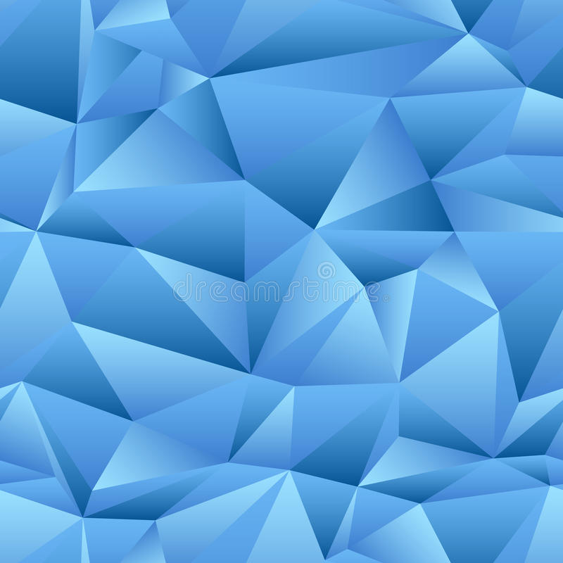 Fondo del triangolo royalty illustrazione gratis