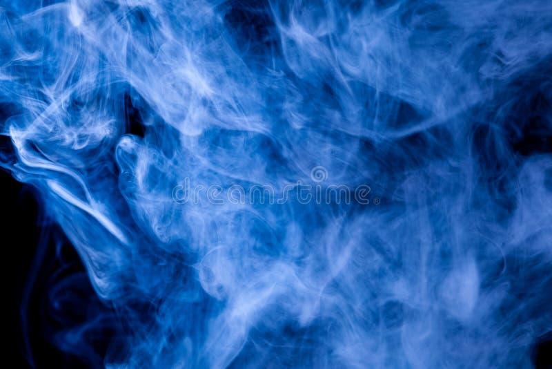 Fondo del vape del fumo fotografia stock