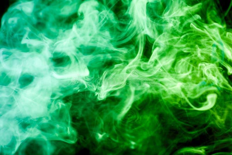 Fondo del vape del humo imagenes de archivo