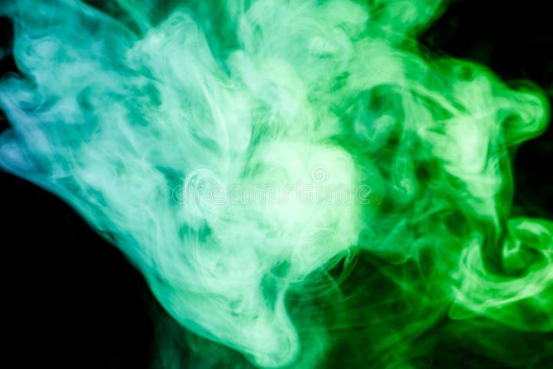 Fondo del vape del humo foto de archivo