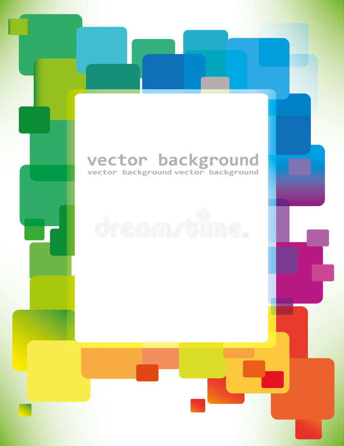 Fondo del vector libre illustration