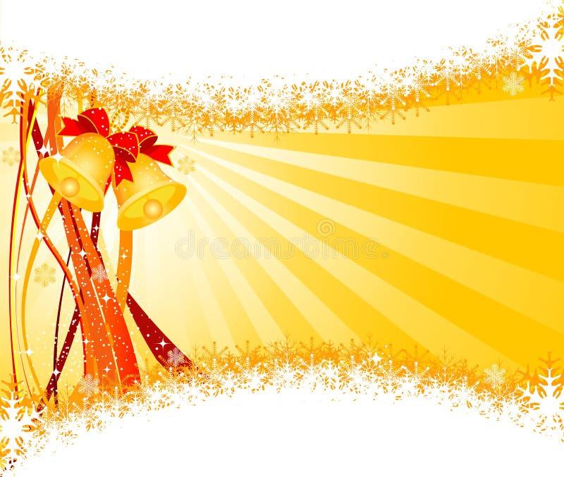Download Fondo Del Vector De La Navidad Ilustración del Vector - Ilustración de fondo, brillante: 7287078