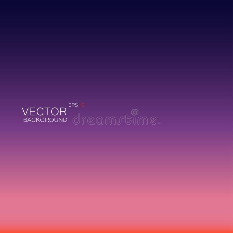 Fondo del vector del purlpe y de la pendiente rosada ilustración del vector