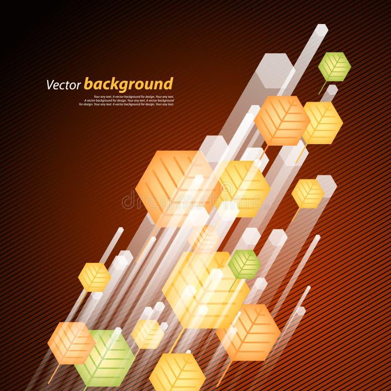 Fondo del vector para el diseño stock de ilustración