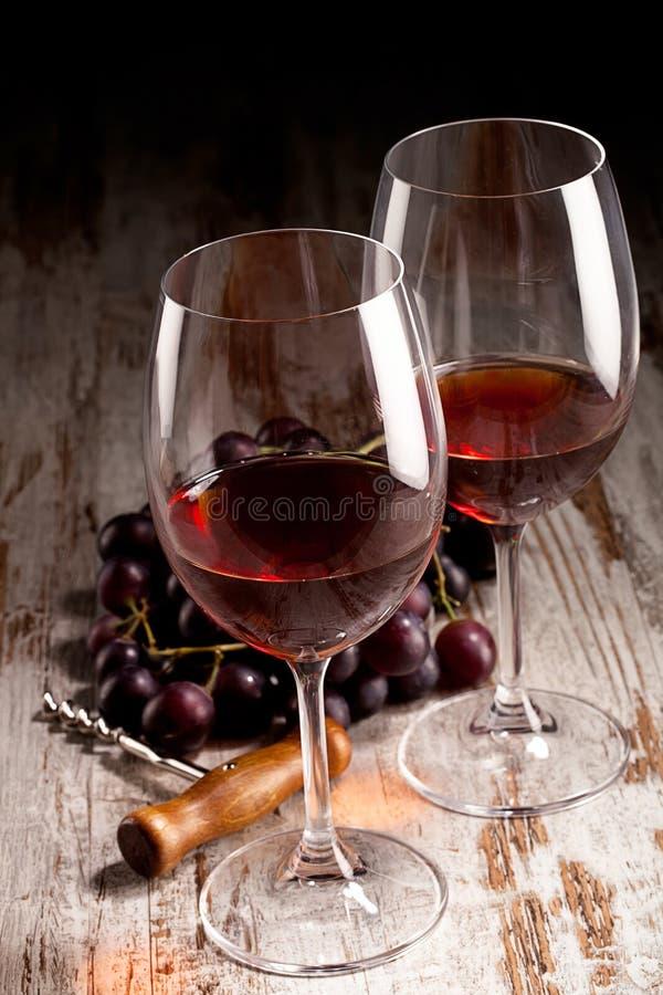 Fondo del vino foto de archivo