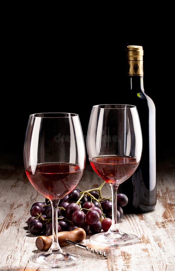 Fondo del vino imagenes de archivo