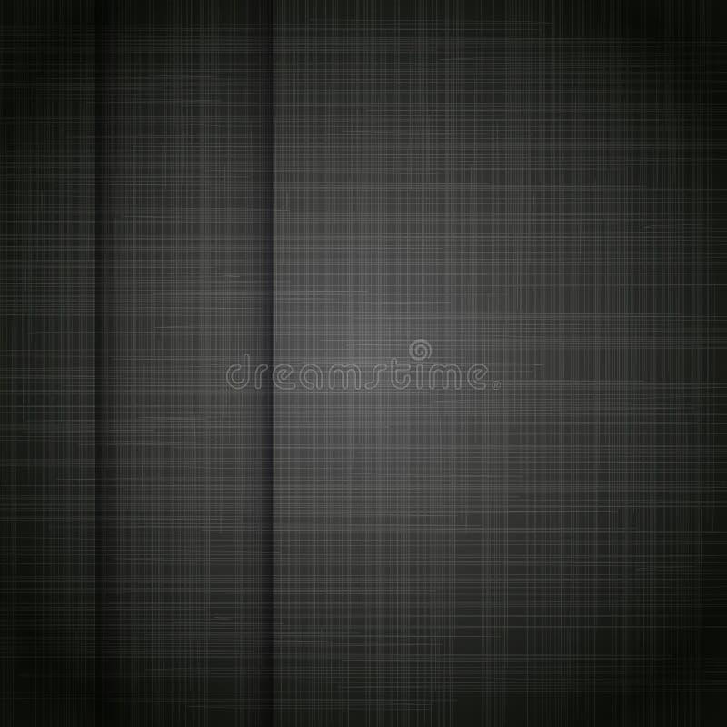 Fondo abstracto del negro del grunge libre illustration