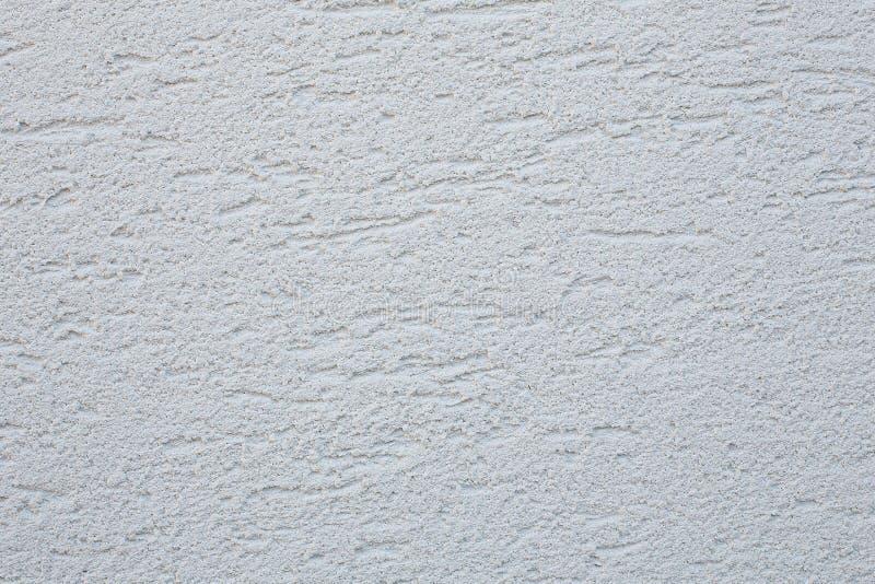 Fondo del yeso de la fachada Fondo decorativo del yeso monolítico sencillo foto de archivo