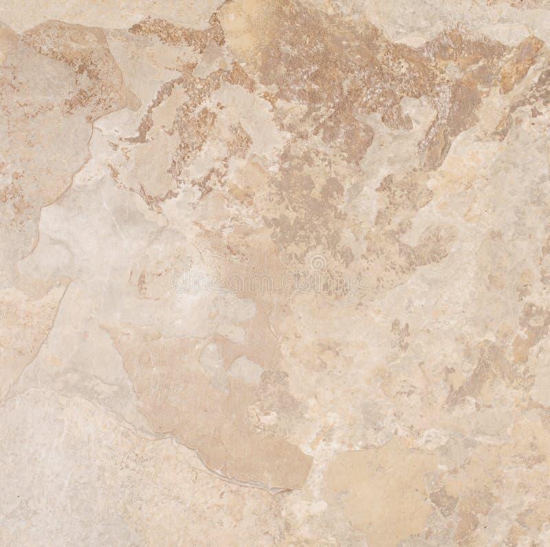 Fondo dell'ardesia della roccia di Brown immagini stock libere da diritti
